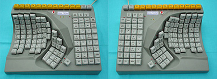 Single Handed Keyboards